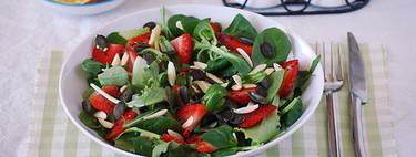 19 ensaladas veganas para comer ligero en verano