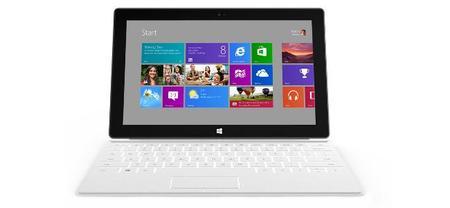 Definidos los precios de la Microsoft Surface RT