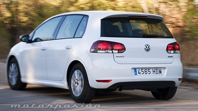 Volkswagen Golf Bluemotion 1.6 TDI