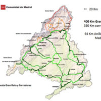 CiclaMadrid: más de 400 kilómetros para recorrer la comunidad
