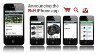 B&H ya tiene su aplicación para iOS: ya podemos comprar desde nuestro iPod Touch, iPhone o iPad