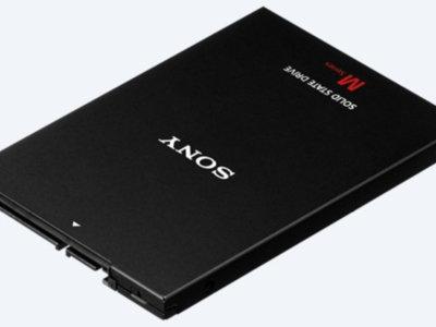 Sony también venderá discos duros SSD en occidente, empezando por la serie SLW-M