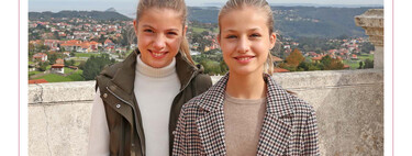 La princesa Leonor y la infanta Sofía en solitario, son las encargadas de felicitar la Navidad 2020