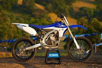 Yamaha YZ450F 2013. Ligeros cambios para un conjunto sobresaliente
