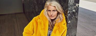 Desigual tiene los abrigos de pelo perfectos para hacer frente al frío y dar un toque de color a nuestros looks de invierno
