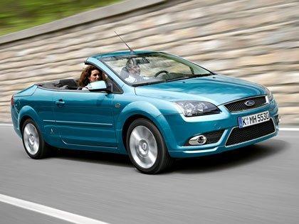 Ford Focus Coupé Cabriolet, a la venta en noviembre