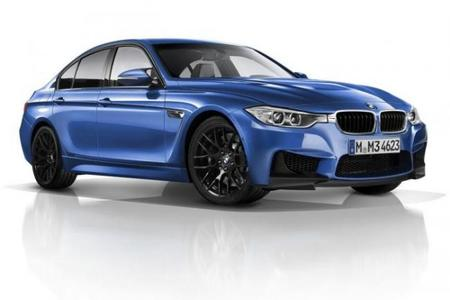 Así podría lucir el BMW M3 2014