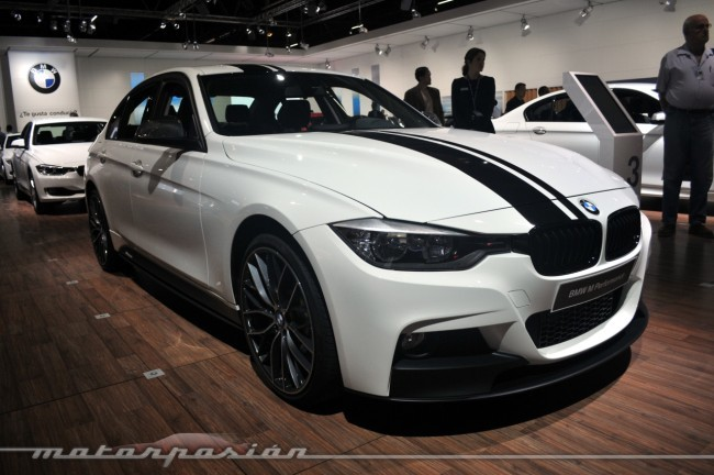 BMW Serie 3 M Performance