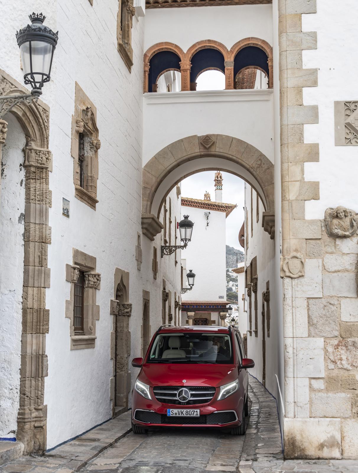 Foto de Mercedes-Benz Clase V 2019 (82/92)