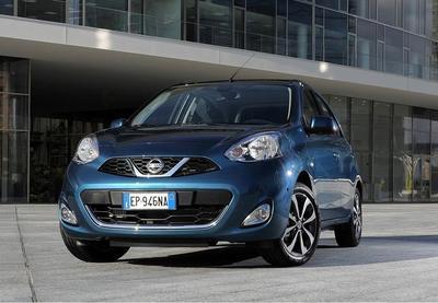 Nissan Micra 2014: Puesto al día