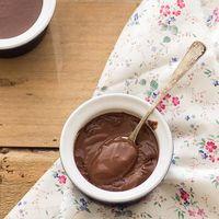 Cómo hacer natillas de chocolate sin huevo: receta de postre irresistible