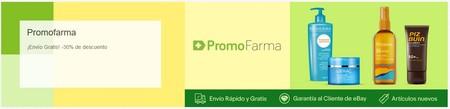 Prótegete del sol ahorrando gracias a Promofarma: Envío Gratis y descuentos de hasta el 30% en todo tipo de protecciones solares