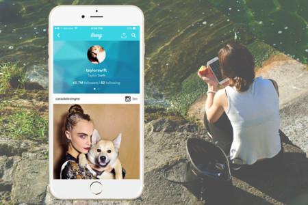 Being hace posible ver Instagram desde los ojos de otro usuario
