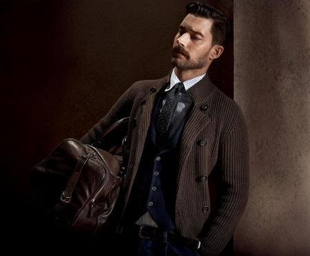 """Brunello Cucinelli marca el regreso del """"Well dressed man"""" para este invierno"""