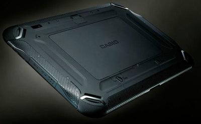 Casio presenta los tablets Android más duros del mercado
