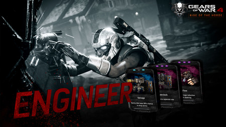 Gears Of War 4 Engineer