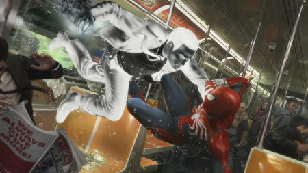 Insomniac ofrece nuevos detalles sobre Spider-Man: Peter Parker tiene 23 años y lleva 8 columpiándose por New York