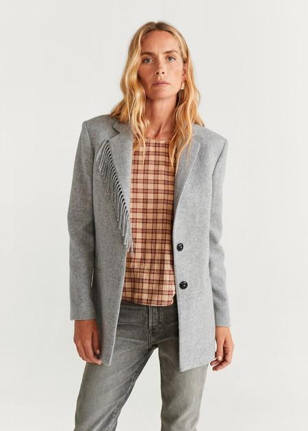 100% autentico f2a76 11272 21 chaquetas de Mango perfectas para dar la bienvenida a ...