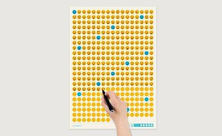 calendario emoticonos