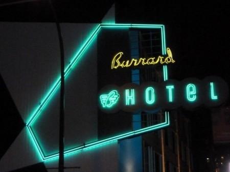 ¿Buscando dónde dormir en Vancouver? The Burrard Hotel