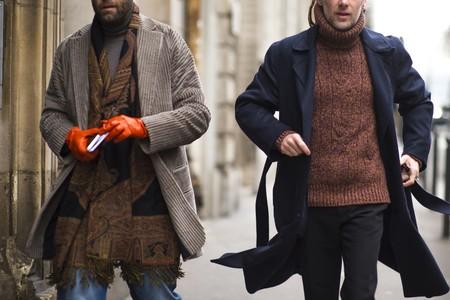 El mejor streetstyle de la semana: plantando cara al frío intenso