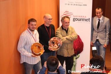 Entrega de Premios Navarra Gourmet a los mejores blogs gastronómicos