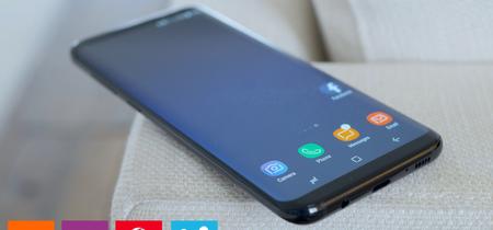 ¿Dónde comprar el Samsung Galaxy S8 más barato? Comparativa de precios a plazos con operadores