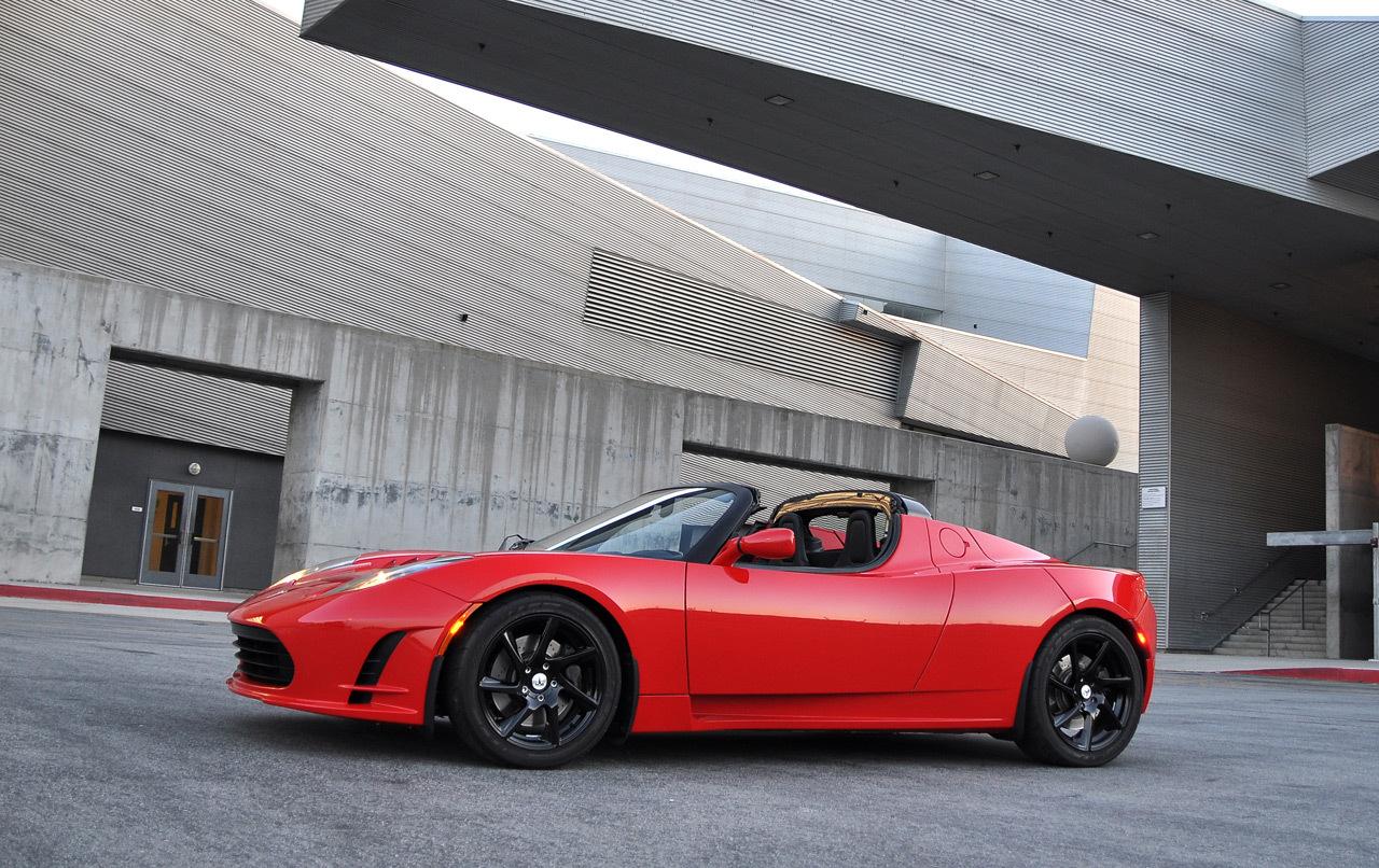 Foto de Tesla Roadster 2.5 (5/12)