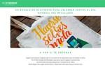 Ecovidrio regala bolsas en el Día Mundial del Reciclado #aversiteenteras