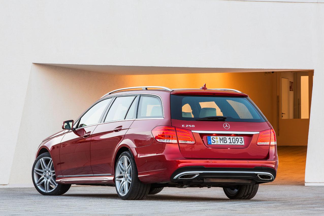 Foto de Mercedes-Benz Clase E 2013 (33/61)