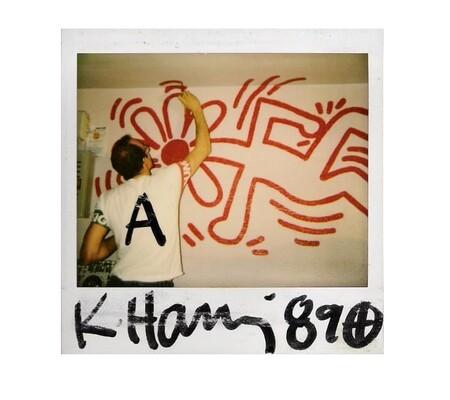 El mural secreto de Keith Haring en Barcelona (y que podría desaparecer pronto)