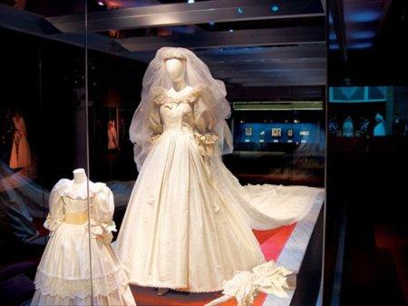 Vestido Diana de Gales