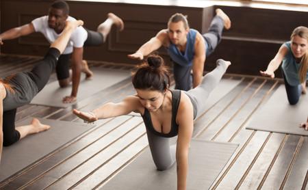 Tres ejercicios de Pilates que te ayudan a ser un mejor corredor