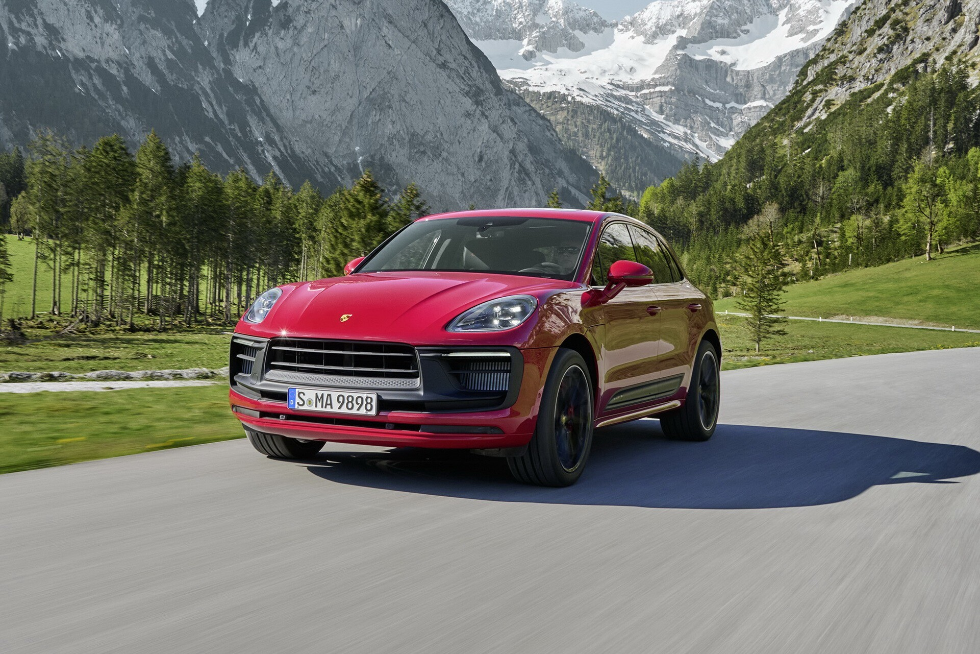Foto de Porsche Macan 2022 (53/59)