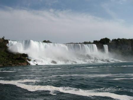 Las cataras del Niágara son las más visitadas pero hay 500 cataratas más altas en el mundo