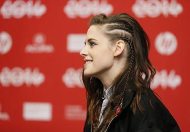 ¡Ya llegó el Festival de Sundance! Y con él la premiere de Laggies (y el extraño peinado de Kristen Stewart)