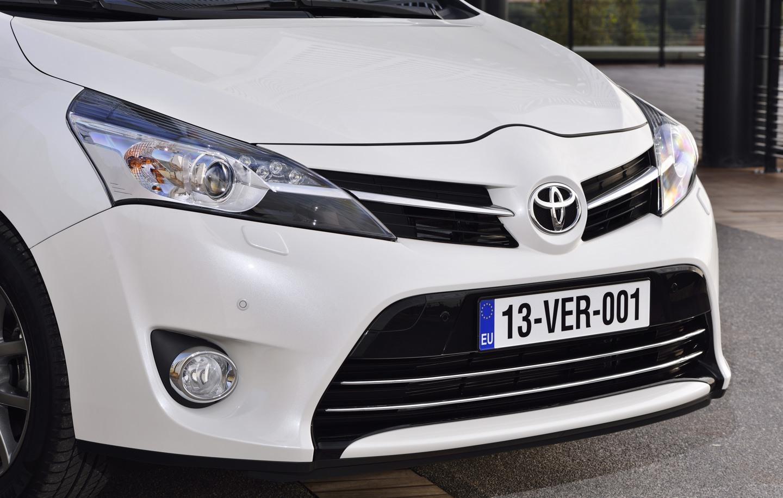 Foto de Toyota Verso 2013 (1/26)