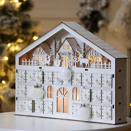 9 adorables calendarios de adviento para ir descontando los días hasta Navidad