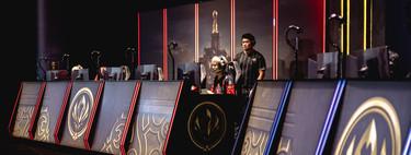 Phong Vu Buffalo y Vega Squadron pasan de fase del MSI mientras Isurus e INTZ decepcionan