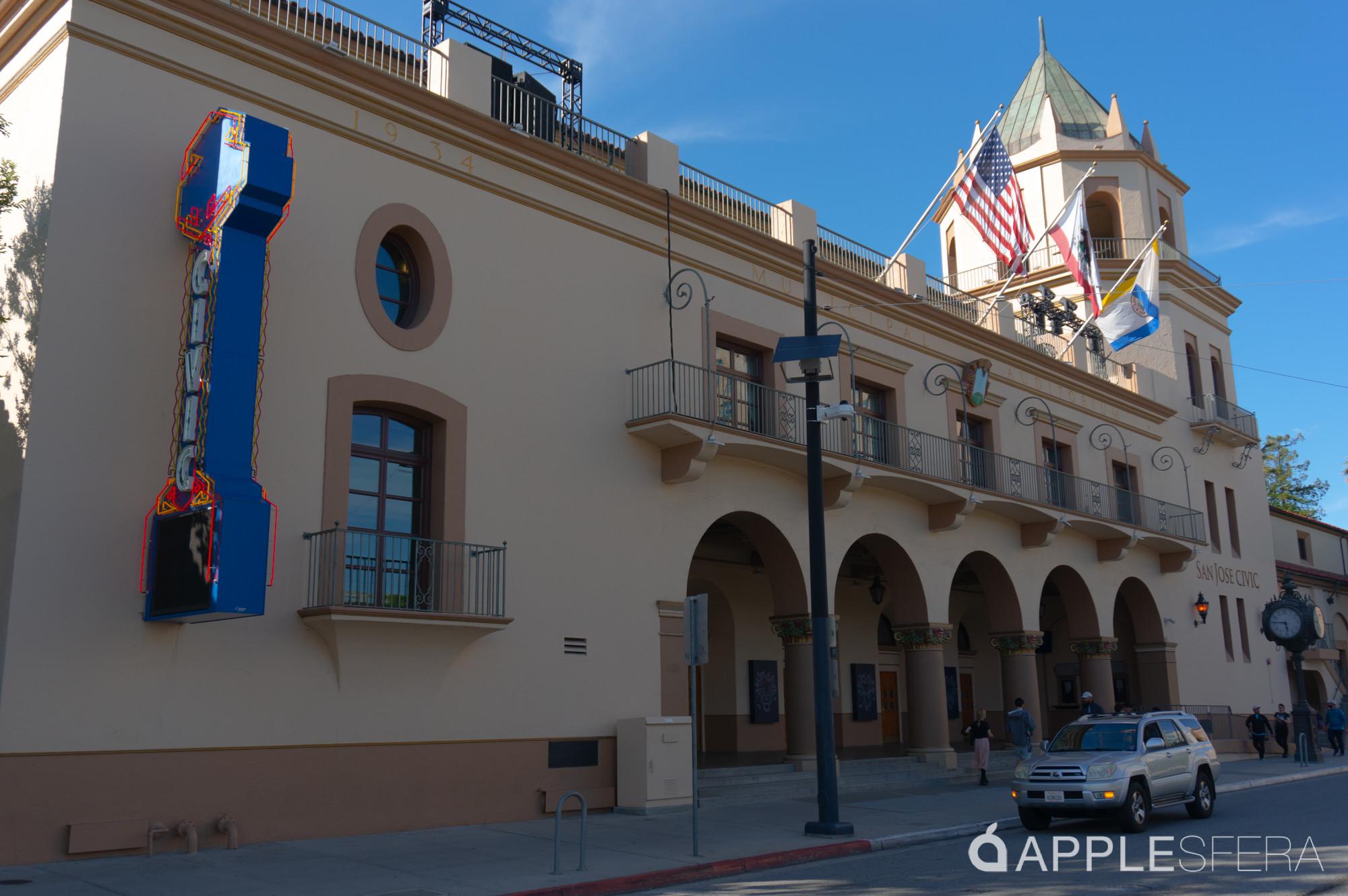Foto de San Jose Civic Theatre (4/5)