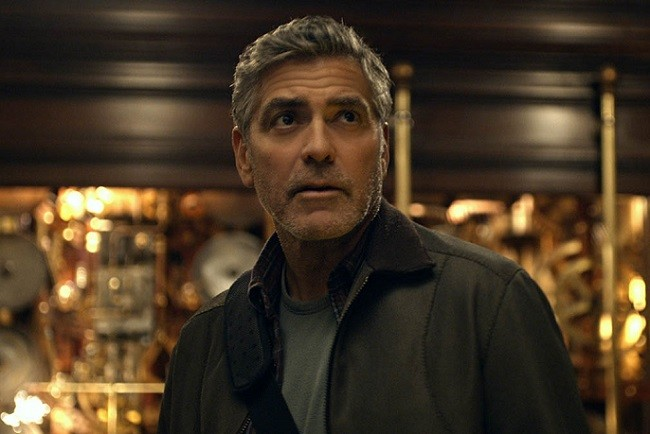 George Clooney en 'Tomorrowland: El Mundo Del Mañana'