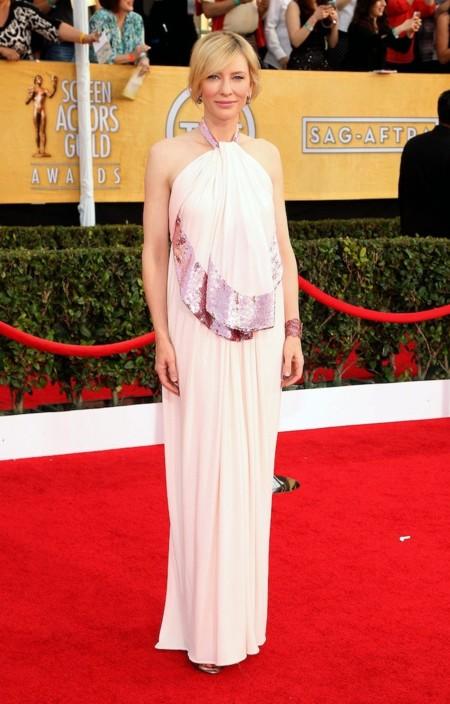 Cate Blanchett premios SAG 2014