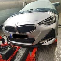 ¡Espiado! El BMW Serie 2 Coupé se quita la sábana muy antes de tiempo