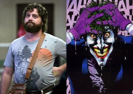 Zach Galifianakis será el Joker... de Lego