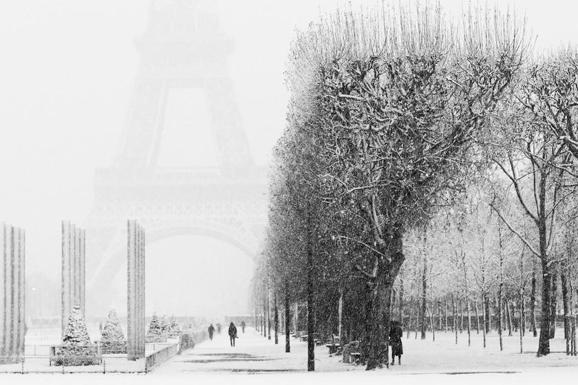 Este precioso vídeo te invita a conocer París en invierno