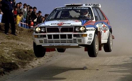Lancia Delta HF Integrale WRC