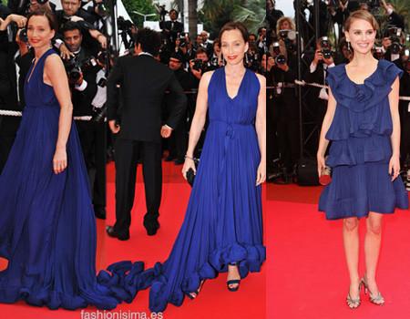 Alfombra roja en Cannes. Más premieres