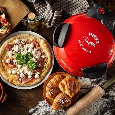 Hornos eléctricos con los que preparar las mejores pizzas en casa