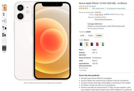 Iphone 12 Mini 256 Gb Oferta
