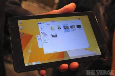 Dell revive la marca Venue con una tablet con Windows 8.1